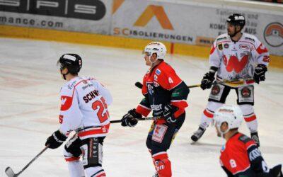 Siegesserie unterbrochen–3:4 Niederlage gegen Bad Tölz