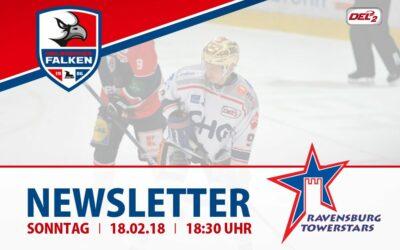 Newsletter: Ravensburg Towerstars