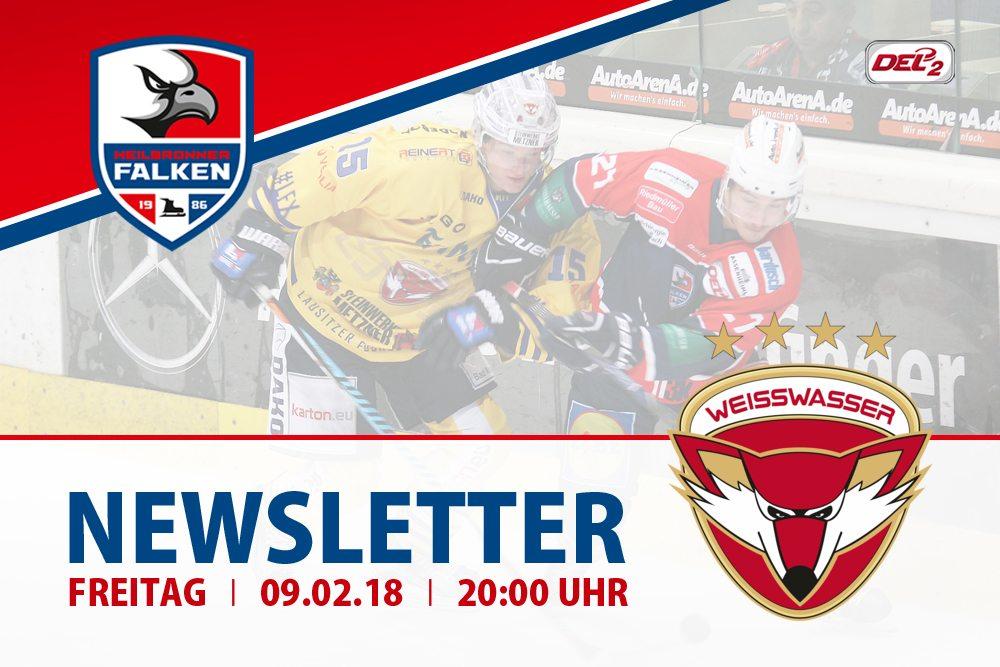 Newsletter: Lausitzer Füchse
