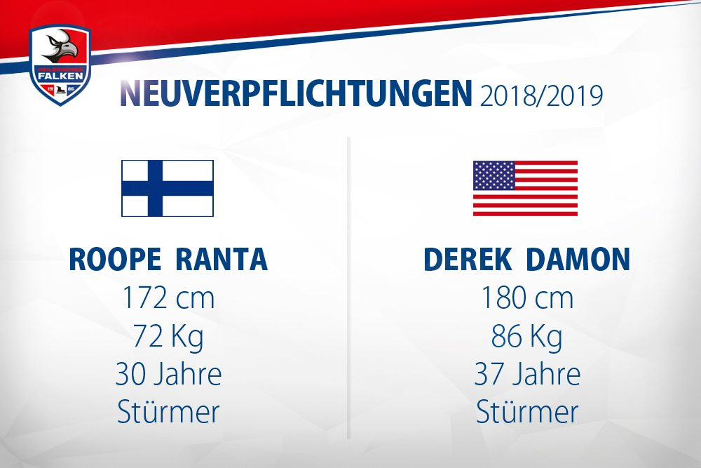 Ranta und Damon wechseln nach Heilbronn