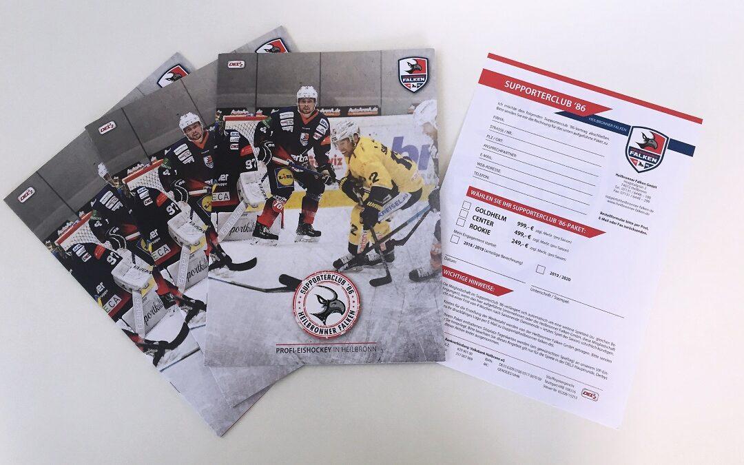 Heilbronner Falken gründen Supporterclub `86