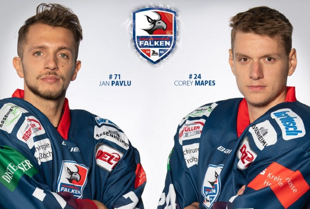 Pavlu und Mapes bleiben – 7 Spieler verlassen die Falken