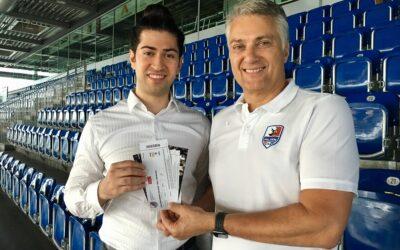 Neuer Ticketingpartner für die Heilbronner Falken