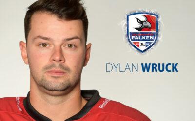 Dylan Wruck verstärkt Falken-Angriff