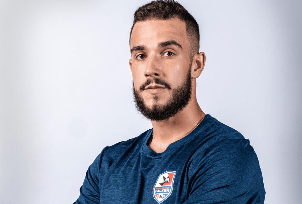 Michael Knaub erhält Try-Out Vertrag bei den Falken