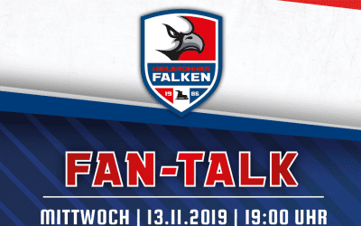 Falken-FAN-TALK am 13. November 2019