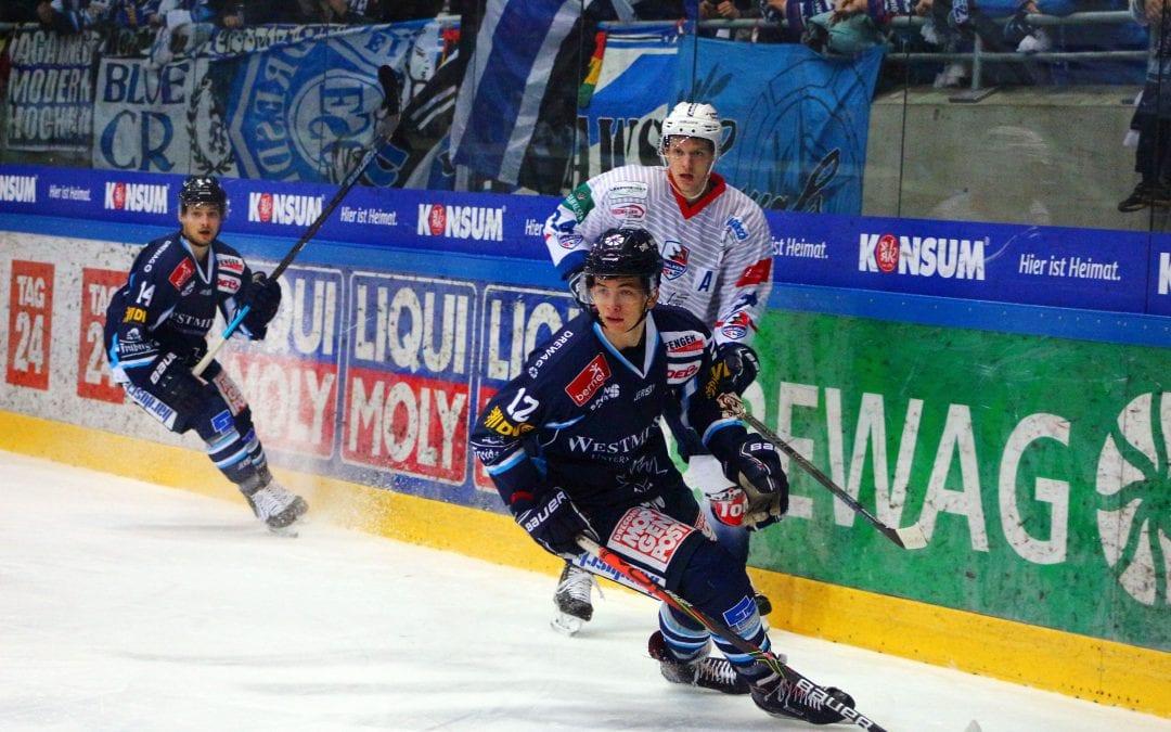8:5 Niederlage in Dresden