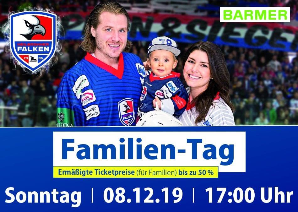 Falken-Familientag am 08. Dezember 2019