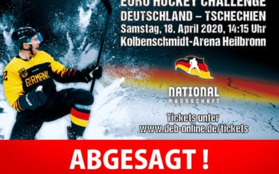 Länderspiel in Heilbronn abgesagt