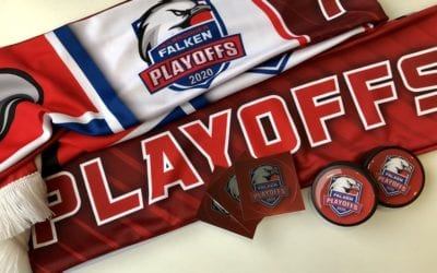 Informationen zu den Playoffs-Fanartikeln