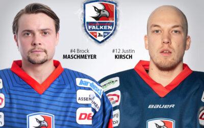 Brock Maschmeyer bleibt – Justin Kirsch kommt zurück