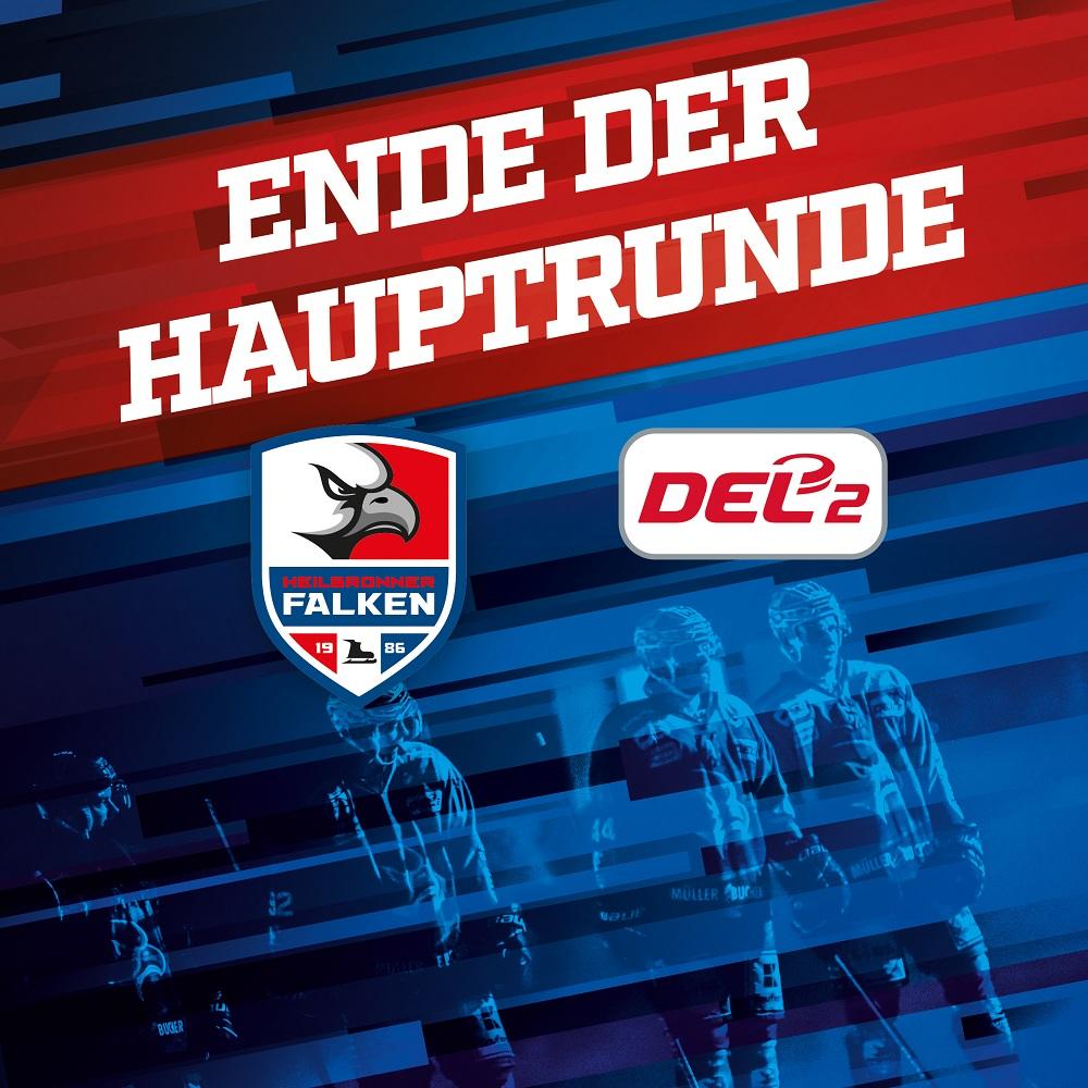 DEL2-Hauptrunde beendet