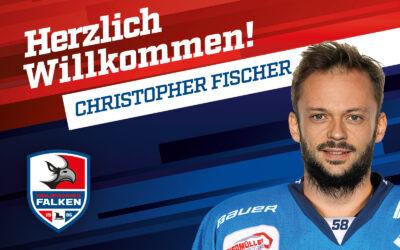 Christopher Fischer verstärkt die Heilbronner Abwehr