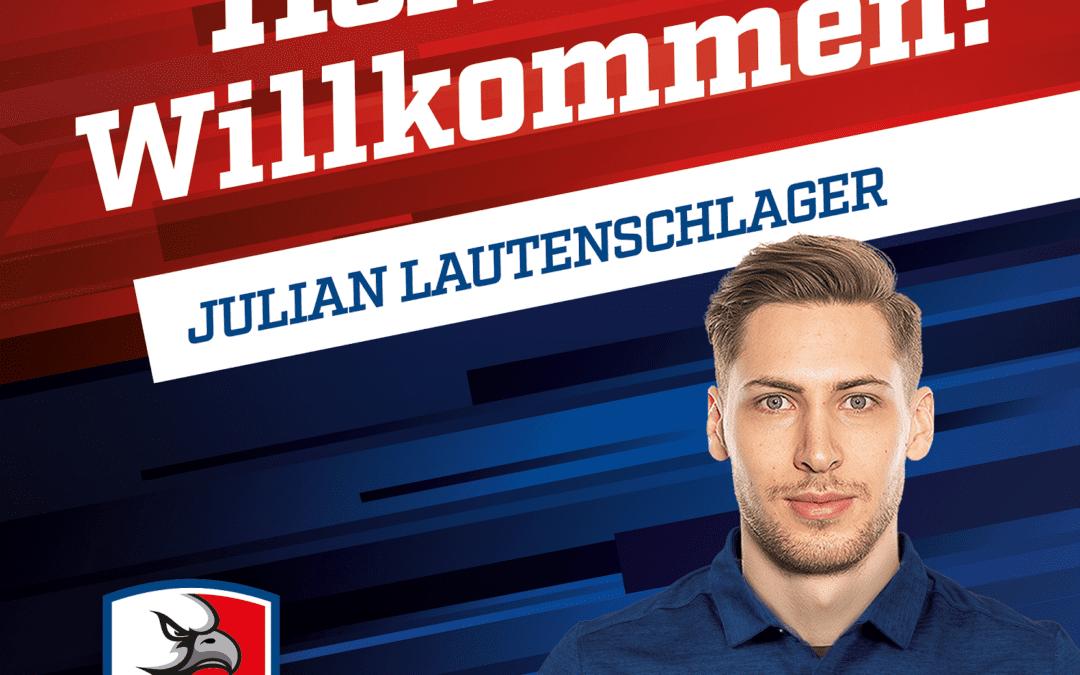 Julian Lautenschlager wird ein Falke