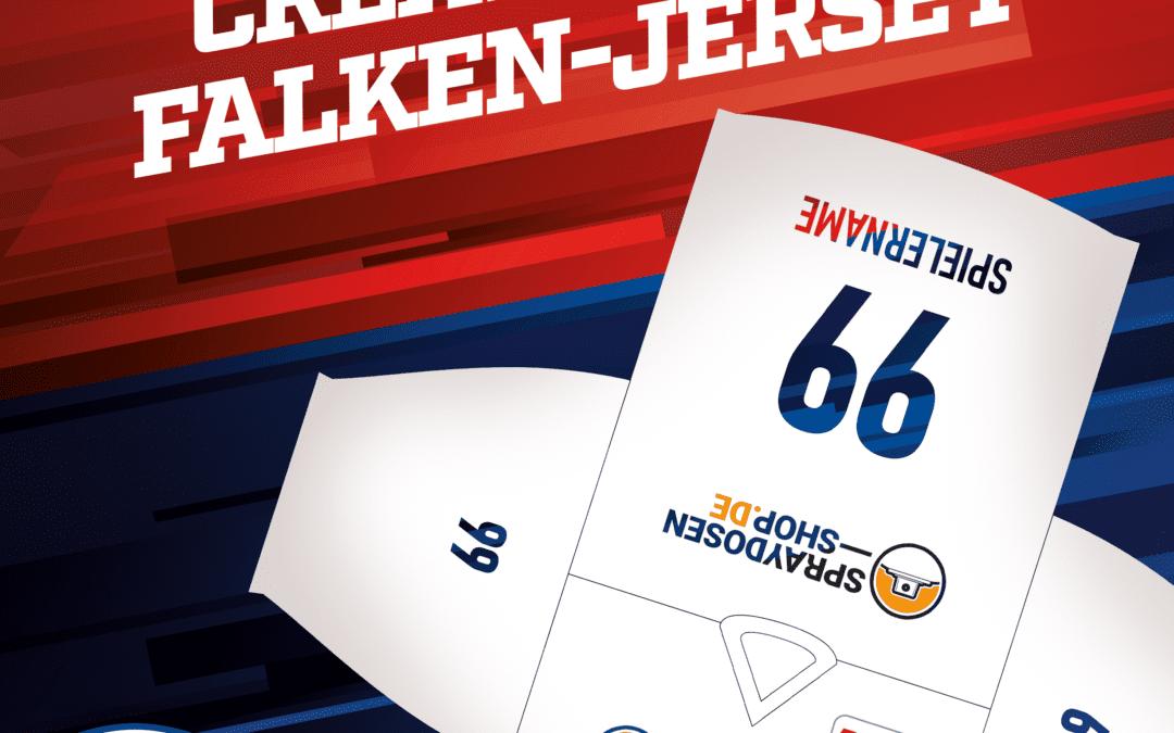 Create your Falken-Jersey