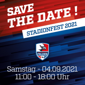 STADIONFEST SAVE THE DATE