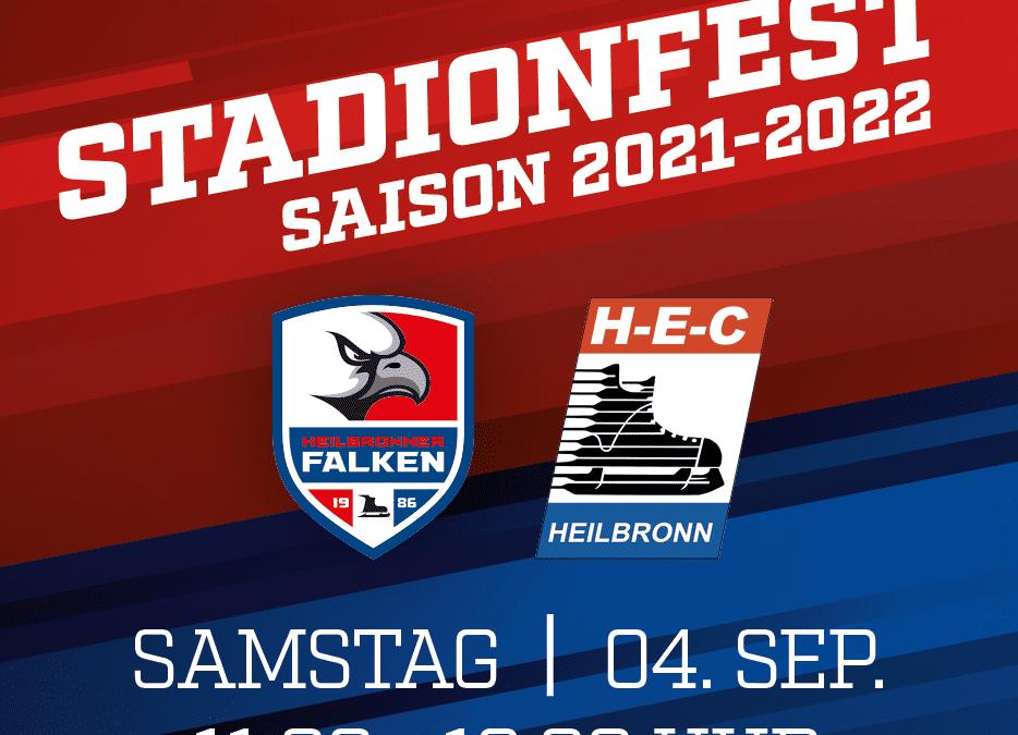 Gemeinsames Stadionfest am 04. September 2021