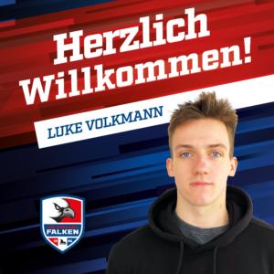 Luke Volkmann erhält Try-Out-Vertrag