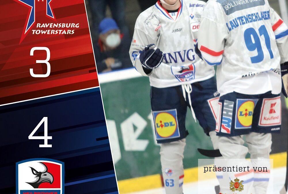 Overtime-Sieg in Ravensburg