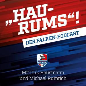"""""""HAU-RUMS"""" der Falken-Podcast / Folge 4"""