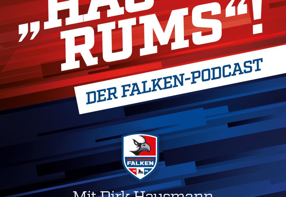 """""""HAU-RUMS"""" der Falken-Podcast / Folge 3"""